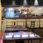 Base Cafe - 内観
