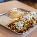 カフェと印度家庭料理 レカ - マトンビリャニ