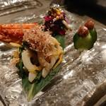 Ushigorokan - 前菜
