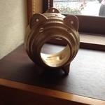 とんかつ 金豚 - 金の豚…