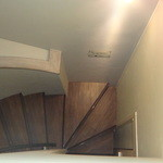 IVIZA - 2階からの階段