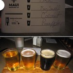 Maui Brewing Company - 2019年の「ビア・フライツ」$7.38