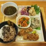 HAO - 料理写真:一汁4菜おまかせ定食