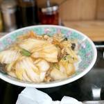 中華料理タカノ - 料理写真:中華丼 500円!