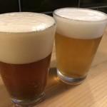 大衆酒場 BEETLE - △クラフトビール500円 量が少なくて高い(vv)