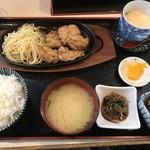 三福食堂 - 料理写真:照り焼きチキンステーキ=740円 税込