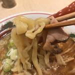 119267215 - 食堂七彩(ピロピロ麺)