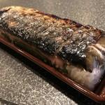 119268817 - 焼き鯖寿司