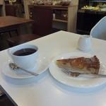 パティスリー らねっと - タルトとコーヒー