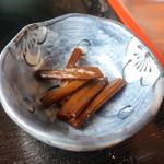 桝屋 味処 - 小皿