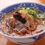 Sawadee Lemongrass Grill - トムヤムラーメン