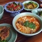 Sawadee Lemongrass Grill - 日替わりランチ