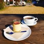 コンマ コーヒー - 料理写真: