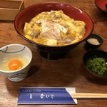 119287604 - 【極意】贅沢三昧親子丼(パッカ~ん)