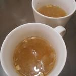 川崎ステーキセンター - スープ
