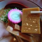 麺屋 高橋 - 平メンマ(トッピング)/150円(2枚入り)
