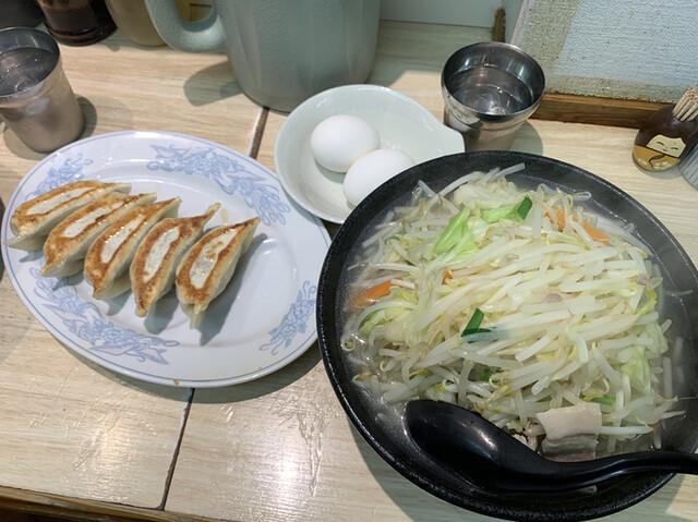 タンメン しゃきしゃき 錦糸町本店>