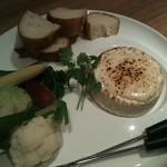 yasu - カマンベールチーズフォンデュ