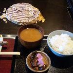 錦わらい - わらい焼き定食