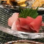 くずし割烹 天ぷら竹の庵 - 刺身