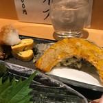 くずし割烹 天ぷら竹の庵 - 天ぷら