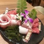 金武アグーしゃぶしゃぶ 琉球 -