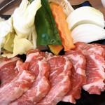 遠野食肉センター -