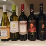 タント・タント - サンフェリーチェ社のワイン。ブルネッロやキャンティも
