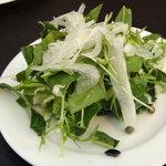 マガッヅィーノ - セットのサラダ
