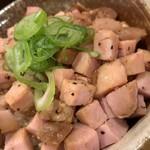 ジャンクマニア - チャーシュー丼