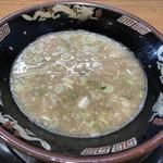 関西 風来軒 - ここまで食べたら・・・