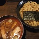 つぼや - つけ麺