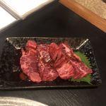 焼肉本舗 - 料理写真:ハラミ