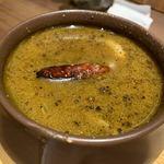 119312873 - 辛いスープ