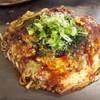 あらたにお好み焼店 - 料理写真:肉玉そば(500円)