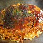 市川お好み焼き - 料理写真:
