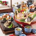 個室・炉端料理 かこいや - 冬凪の宴