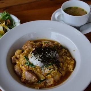 オドリ キッチン - 料理写真:親子丼