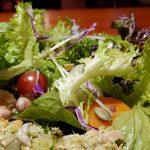 肉和食 肉バルダイニング 仙丹 - プチトマト