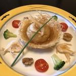 四十萬亭 - 白えび饅頭