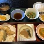 四十萬亭 - レディース定食