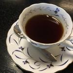 四十萬亭 - コーヒー