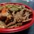 まるみ豚 - 豚丼(醤油味)