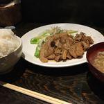 はやしやホルモン館 - 料理写真:焼肉定食
