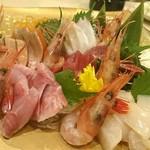 海鮮酒場 仙堂 - 刺身盛り