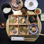 うさぎ屋 - 料理写真:お昼のお食事 「雪」