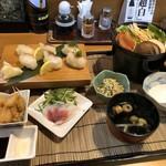 和食亭海せん - 料理写真:小林チョウザメにぎり膳