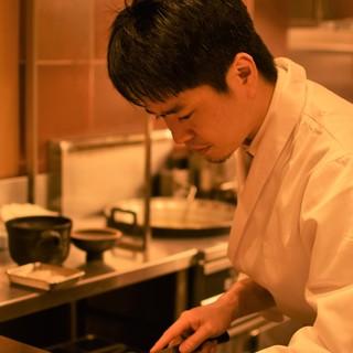『蕎麦』の新たな世界を切り拓く―小串健太郎氏