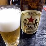 はいばら - 瓶ビール