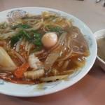 汐崎 - 中華飯です。
